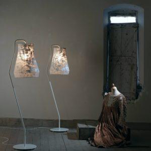 ATELIER LAMPADA DA TERRA KARMAN
